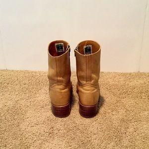 Frye Shoes - Frye Banana Campus Short Boots